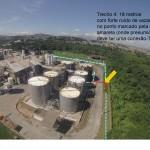 RCA Hydrotech identifica vazamentos em rede de incêndio de indústria química